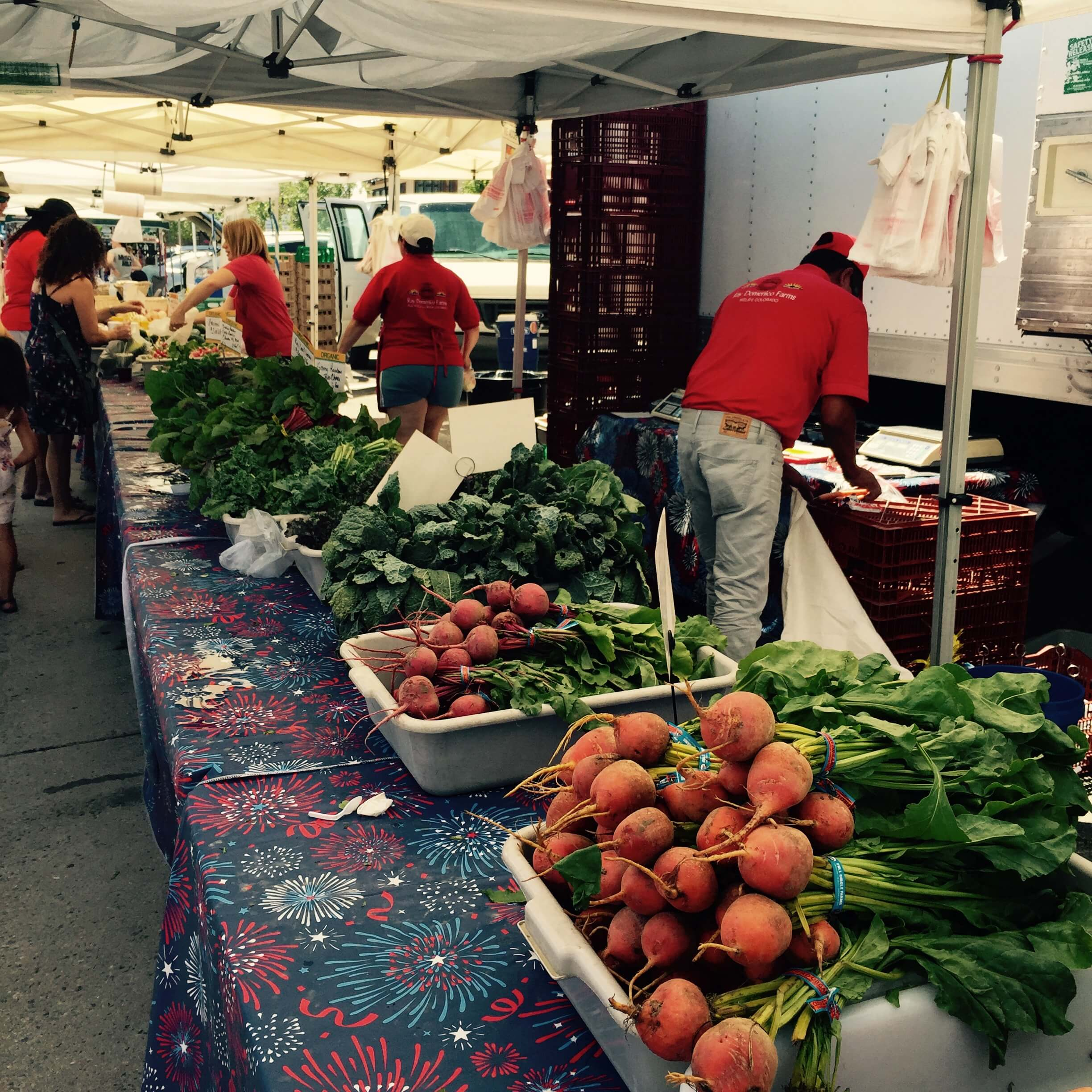 Fresh Produce in and around Roxborough