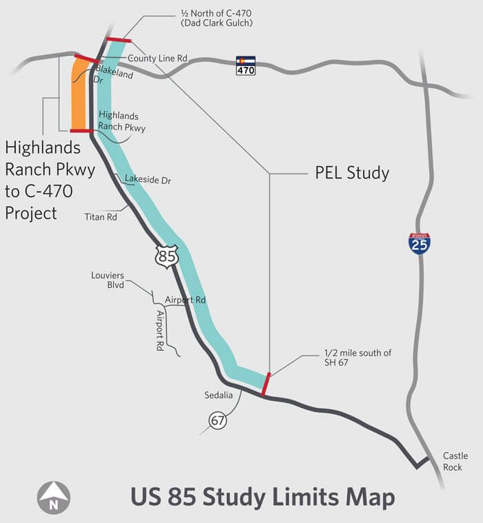 US 85 Improvements