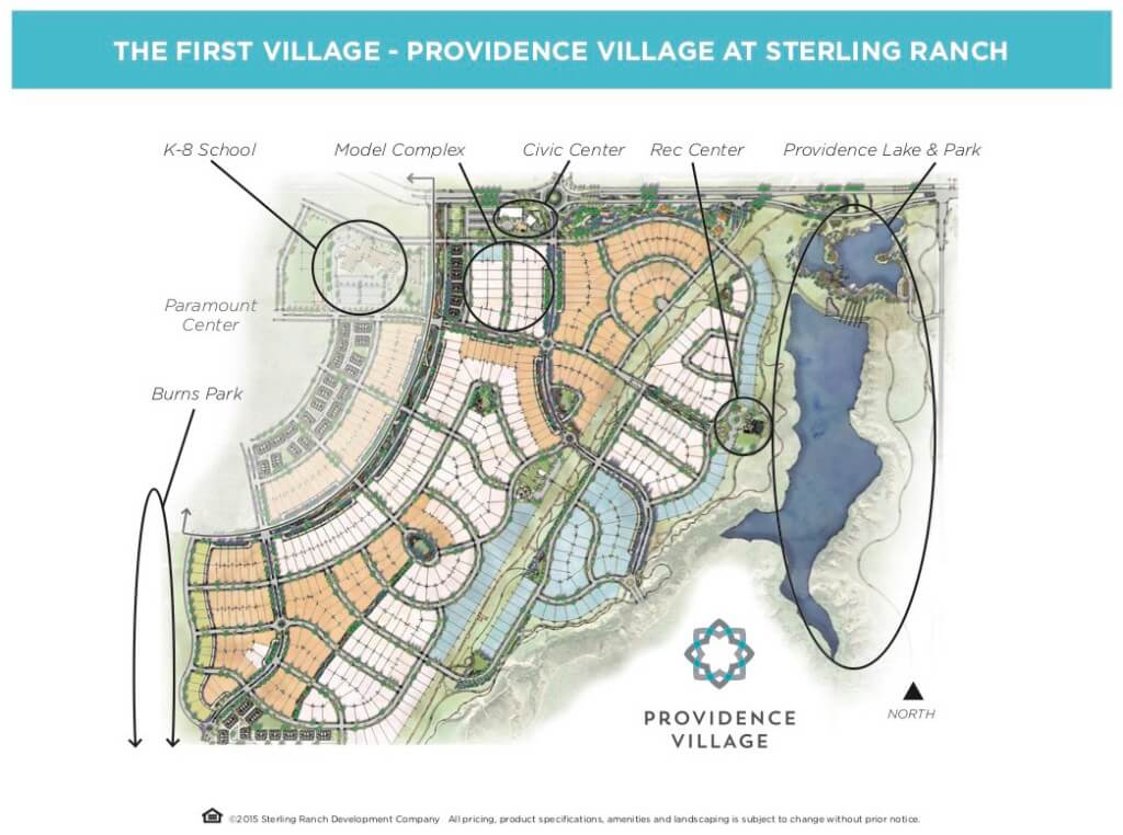 Sterling Ranch Update: 3/2016