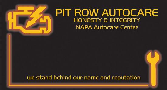 Pit Row Autocare