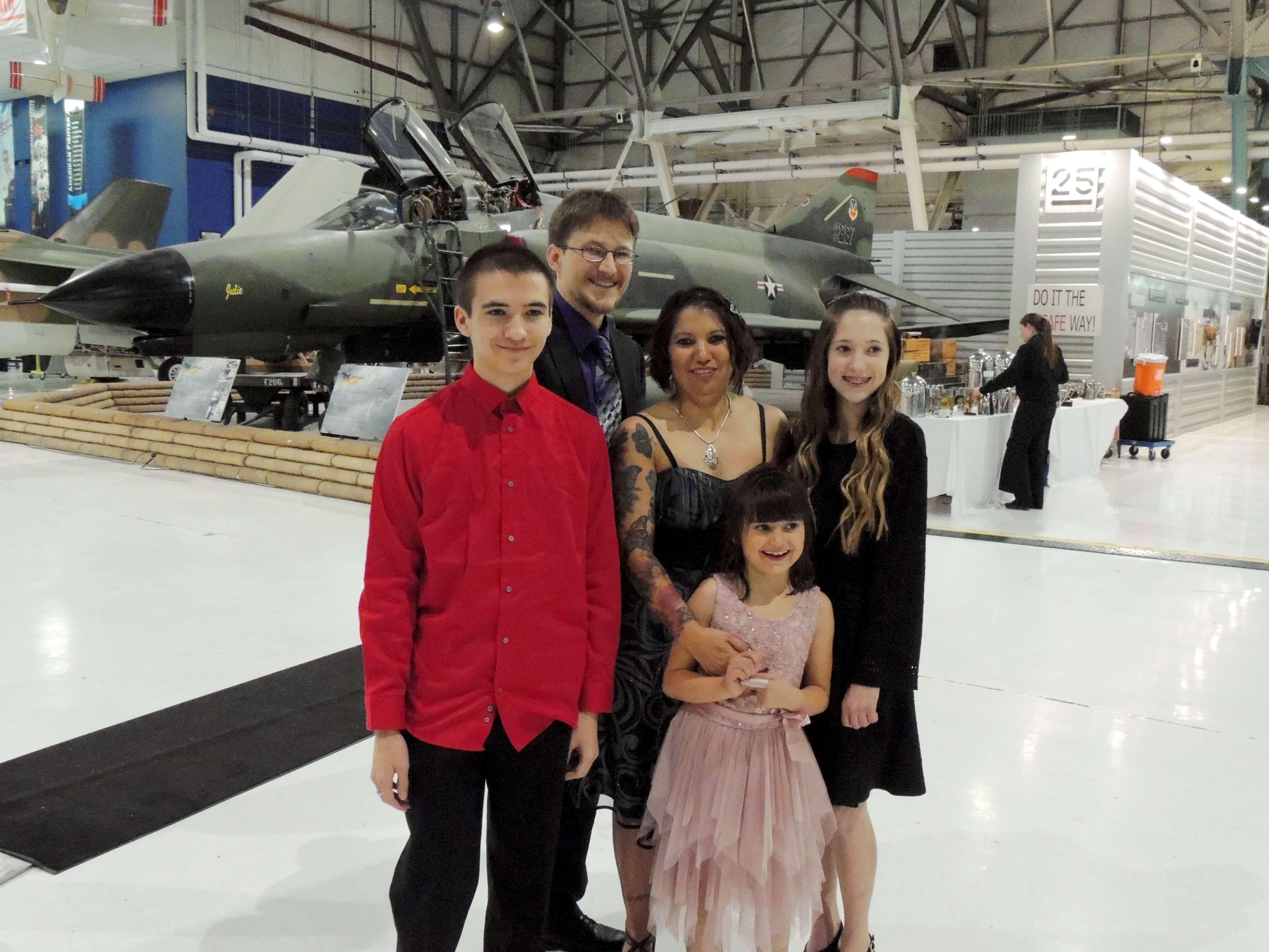 Make-A-Wish Colorado touches Roxborough Family