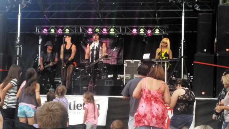Arrowhead Shores Summer Concert Series has been announced!