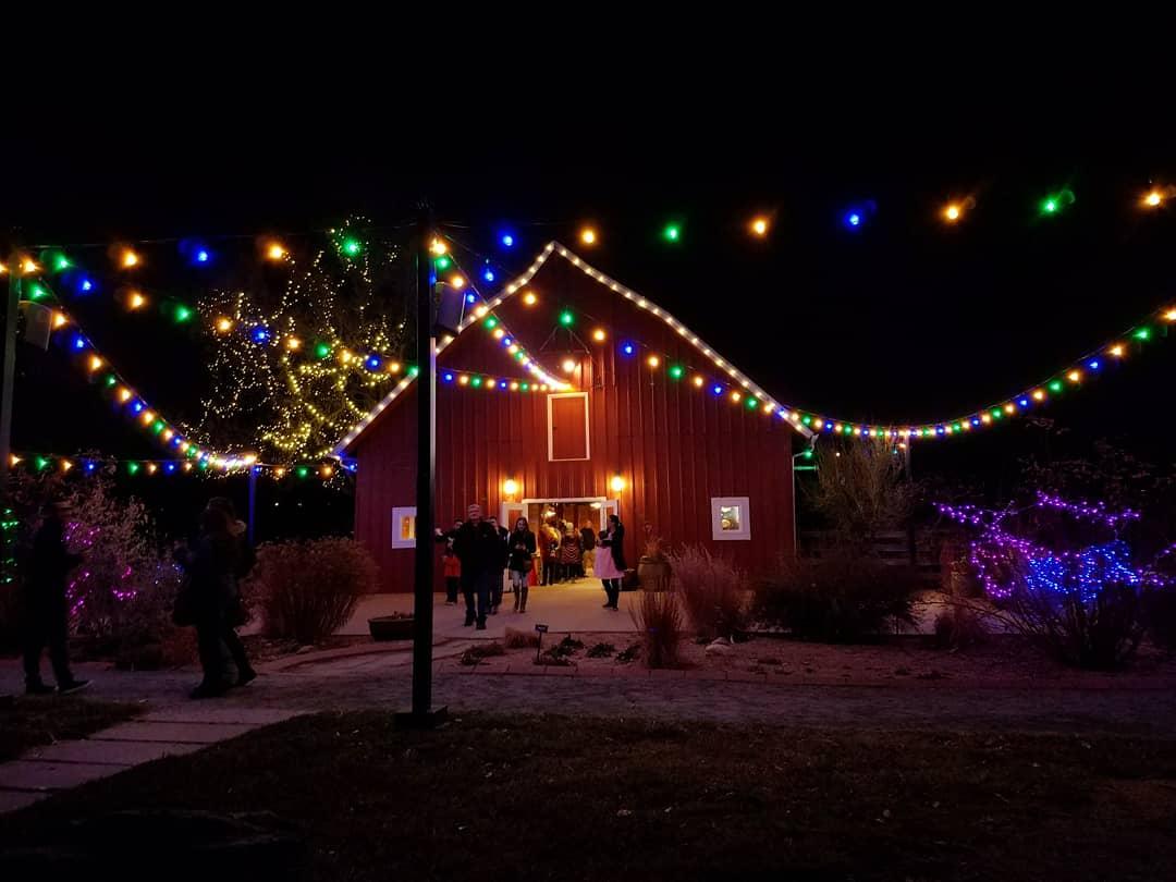 Visit Santa's Village at Chatfield Farms