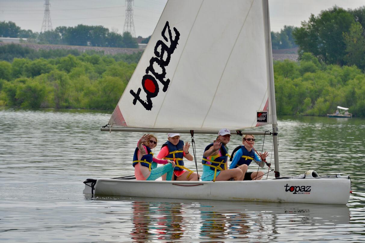 Watersports Summer Camp at Chatfield